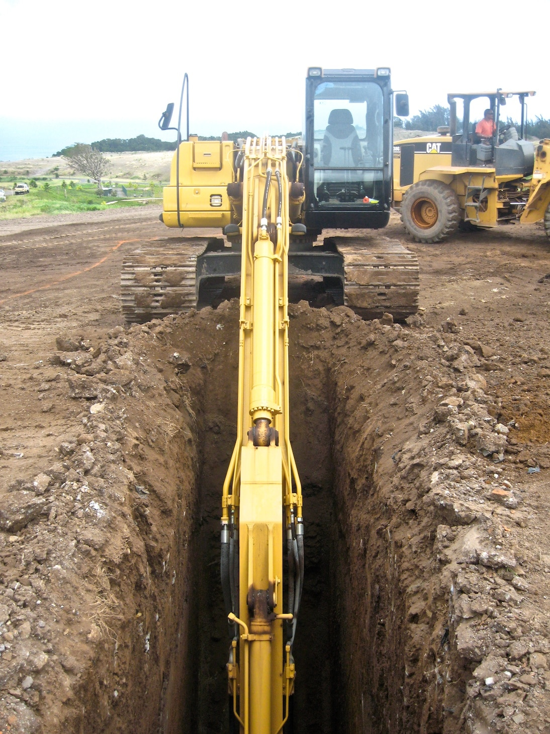 Sewer & Drain Line Installations